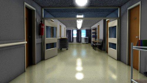 Платное отделение при психиатрической больнице