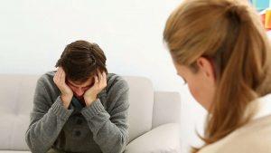 Психотерапевтическая сессия