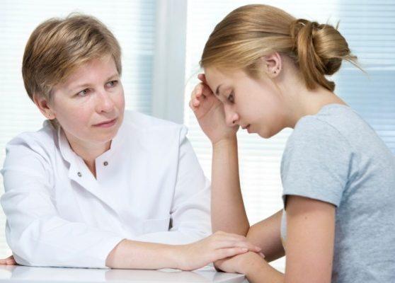 Нарушения детской психики в связи со школьным стрессом