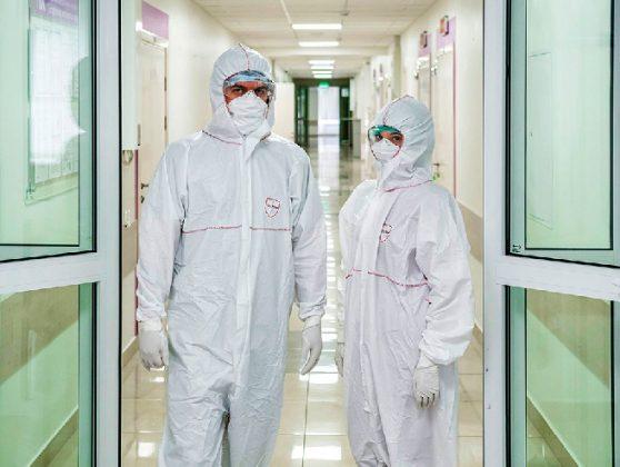 Работа в условиях пандемии